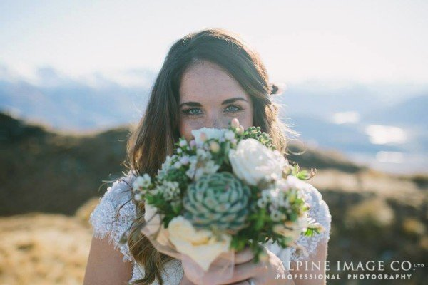 Wanaka Wedding Makeup Image 2